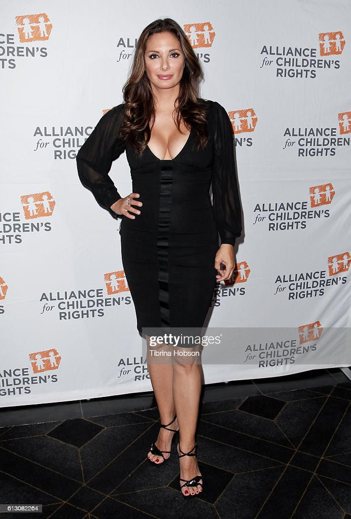 Alex Meneses attends the 7th annual Right To Laugh Benefit at Avalon on October 6, 2016 in Hollywood, California.