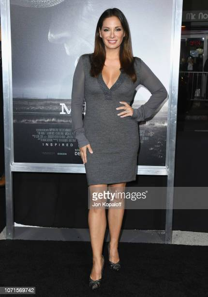 Alex Meneses attends Warner Bros Pictures World Premiere Of The Mule at Regency Village Theatre on December 10 2018 in Westwood California