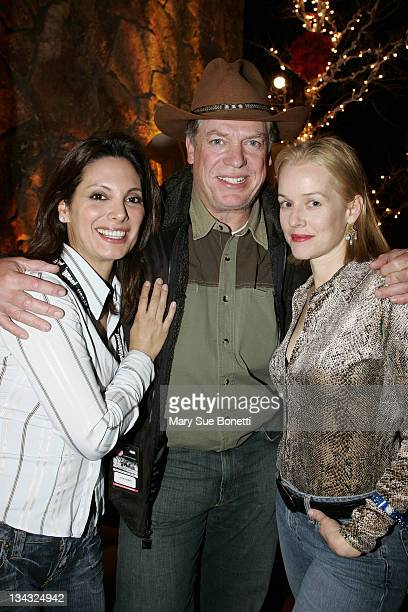 Alex Meneses Chris McDonald and Penelope Anne Miller