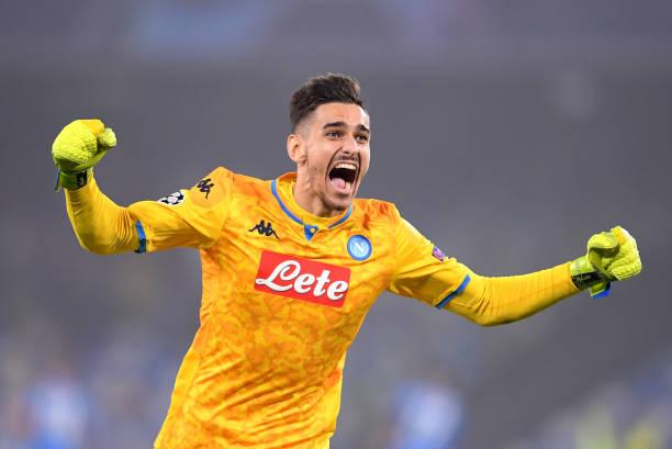 ITA: SSC Napoli v Liverpool FC: Group E - UEFA Champions League