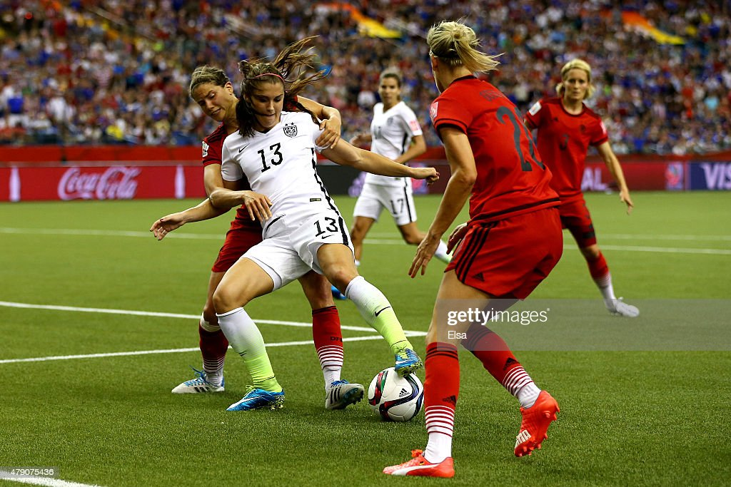 In Focus: USA Defeats Germany To Advance To Women's World Cup Final