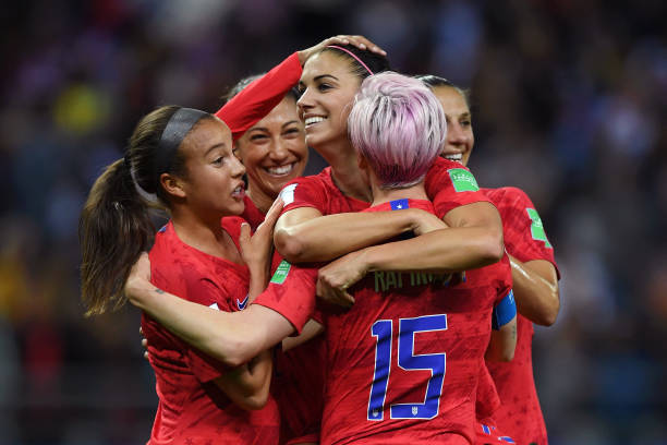 FRA: USA v Thailand: Group F - 2019 FIFA Women's World Cup France