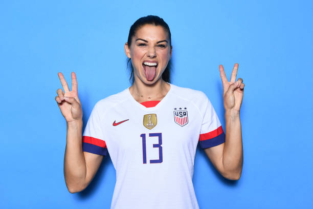 FRA: USA Portraits - FIFA Women's World Cup France 2019