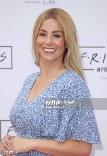 Alex Murphy during Comedy Central's FriendsFest: London Photocall at Clapham Common on June 24, 2021 in London, England.