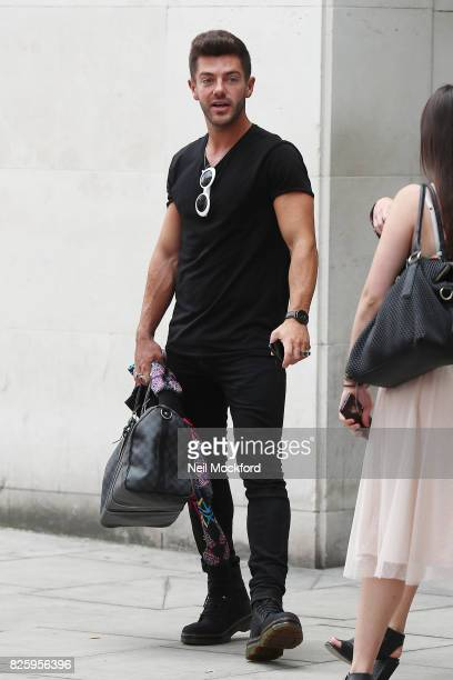 Alex Mytton seen at the BBC Studios on August 3 2017 in London England