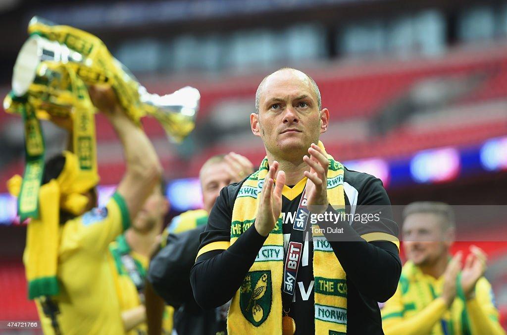 Middlesbrough v Norwich City - Sky Bet Championship Playoff Final : News Photo