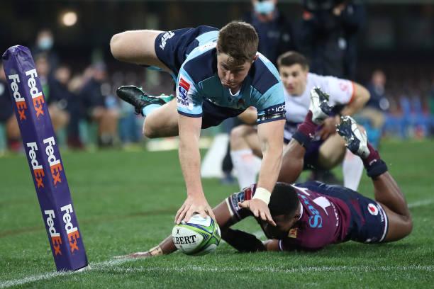 AUS: Super Rugby AU Rd 6 - Waratahs v Reds