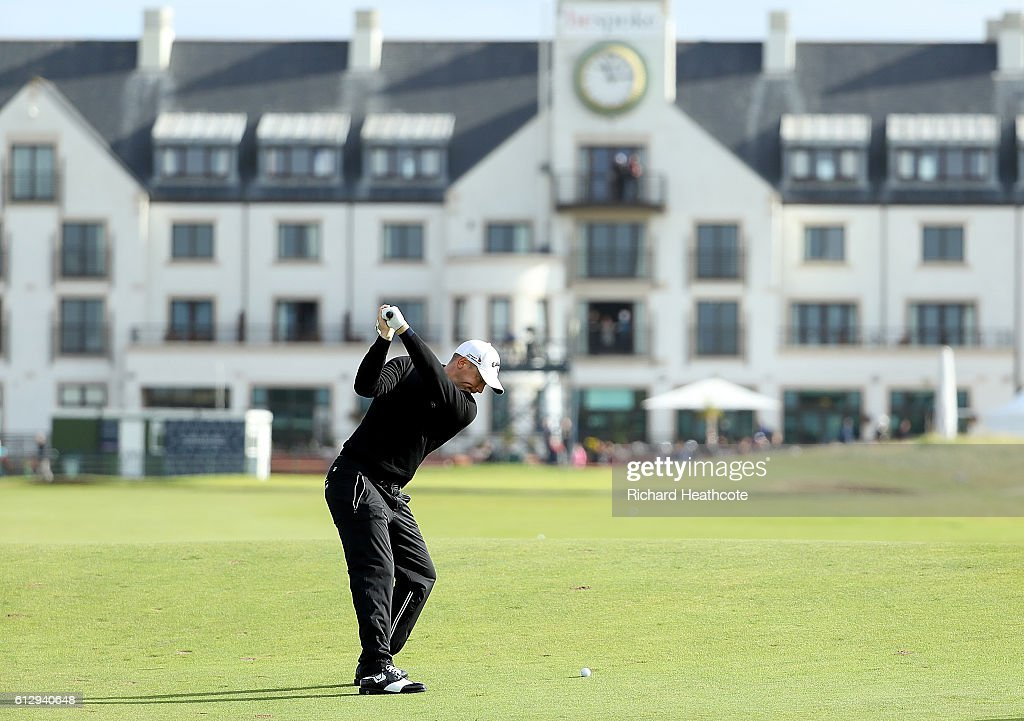GBR: Alfred Dunhill Links Championship - Day One