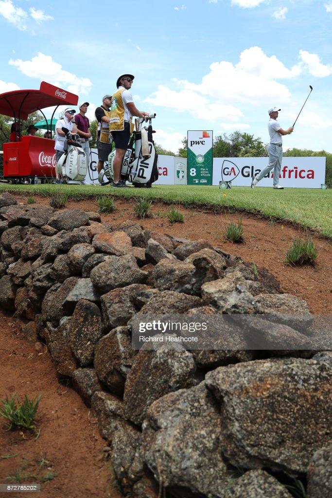 Nedbank Golf Challenge - Day Three : News Photo