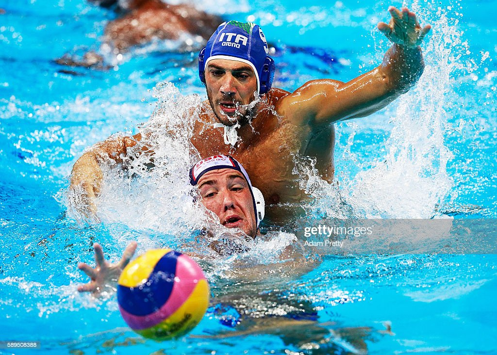 Water Polo - Olympics: Day 9