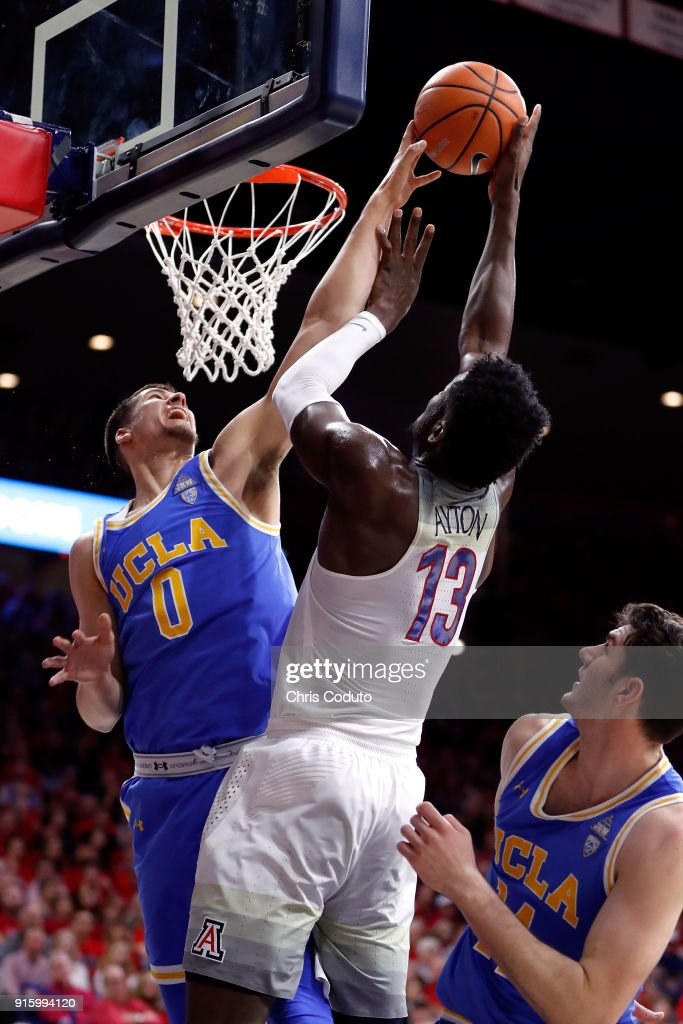UCLA v Arizona