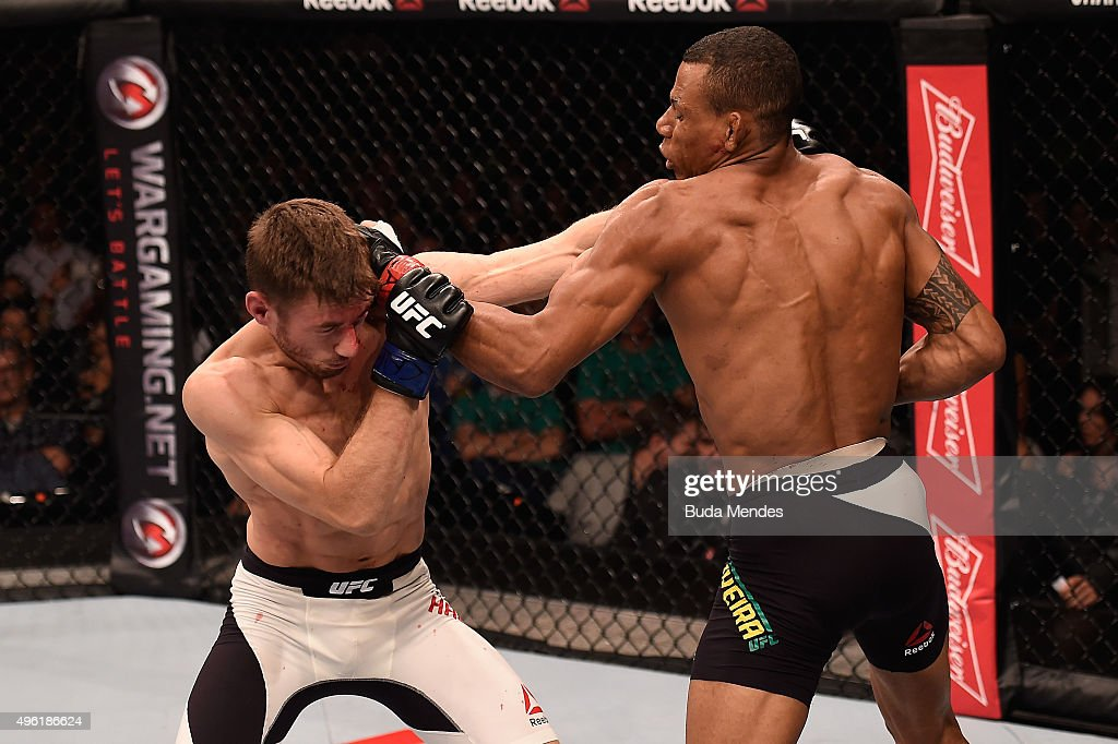 UFC Fight Night: Belfort v Henderson 3 : News Photo