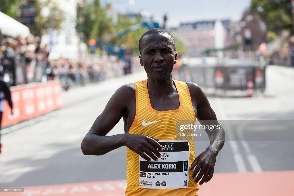 Copenhagen Half Marathon : News Photo