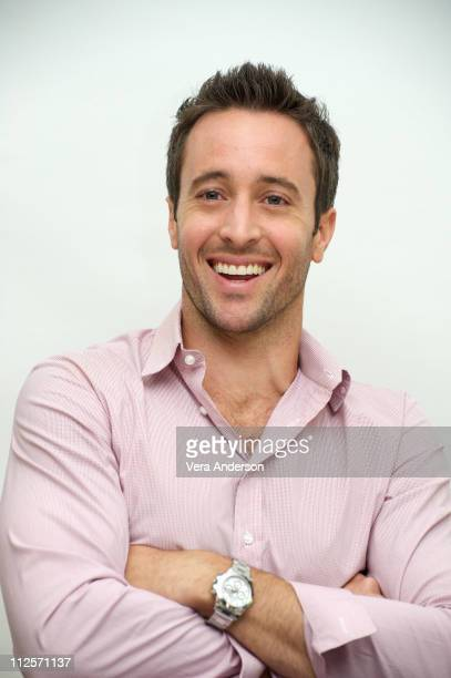 Alex O'Loughlin at The BackUp Plan press conference at the Four Seasons Hotel on March 29 2010 in Beverly Hills California
