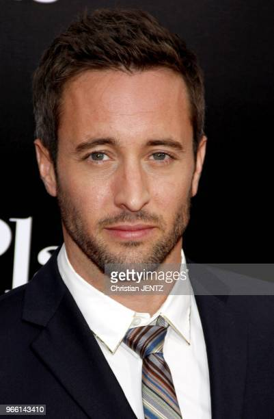Alex O'Loughlin at the Los Angeles Premiere of 'The Backup Plan' held at the Regency Village Theatre in Westwood USA on April 21 2010