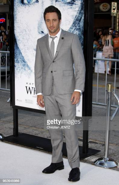 Alex O'Loughlin at the Los Angeles Premiere of 'Whiteout' held at the Man Village Theater in Westwood California United States