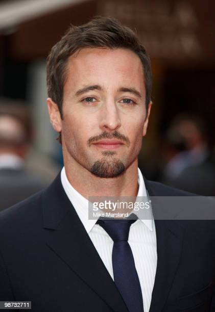 Alex O'Loughlin attends the Gala Premiere of The BackUp Plan at Vue Leicester Square on April 28 2010 in London England
