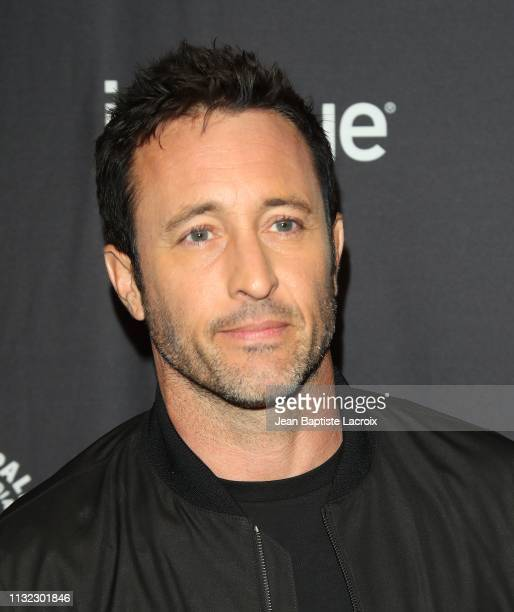 Alex O'Loughlin attends the Paley Center For Media's 2019 PaleyFest LA Hawaii Five0 MacGyver And Magnum PI held at the Dolby Theater on March 23 2019...