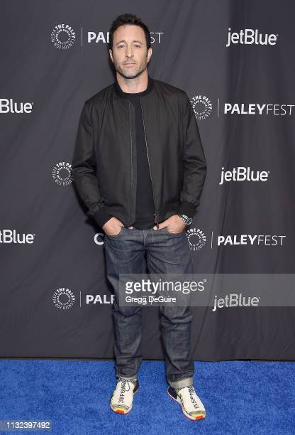 Alex O'Loughlin attends The Paley Center For Media's 2019 PaleyFest LA Hawaii Five0 MacGyver And Magnum PI at Dolby Theatre on March 23 2019 in...