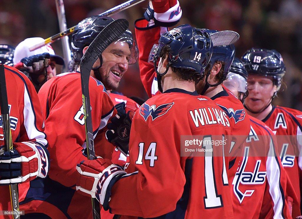 Ottawa Senators v Washington Capitals : News Photo