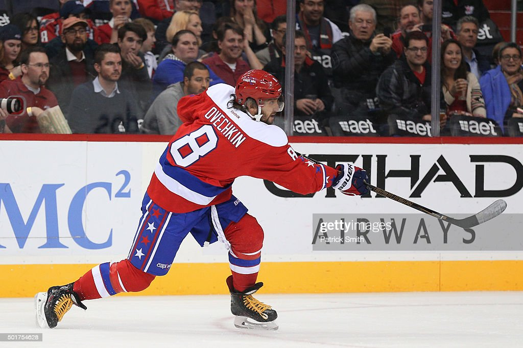Ottawa Senators v Washington Capitals : News Photo