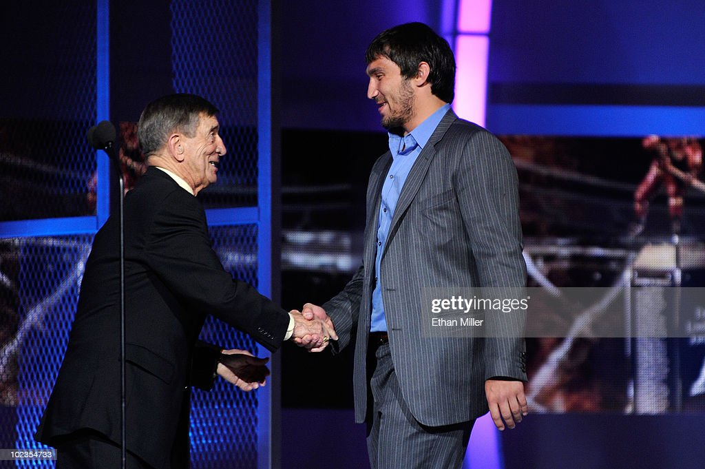 2010 NHL Awards : News Photo