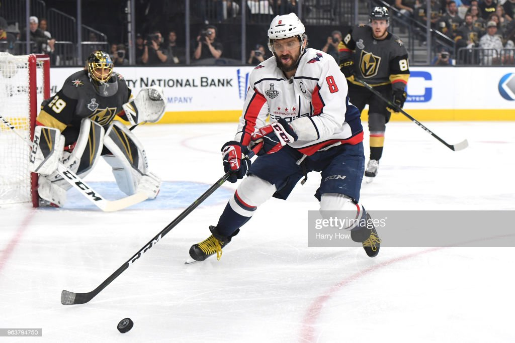 2018 NHL Stanley Cup Final - Game Two