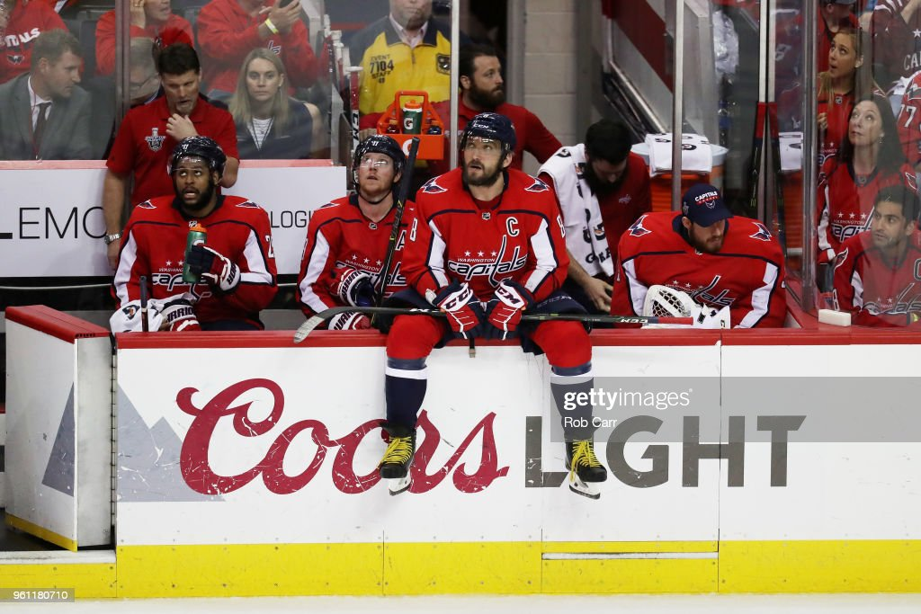 Tampa Bay Lightning v Washington Capitals - Game Six : News Photo
