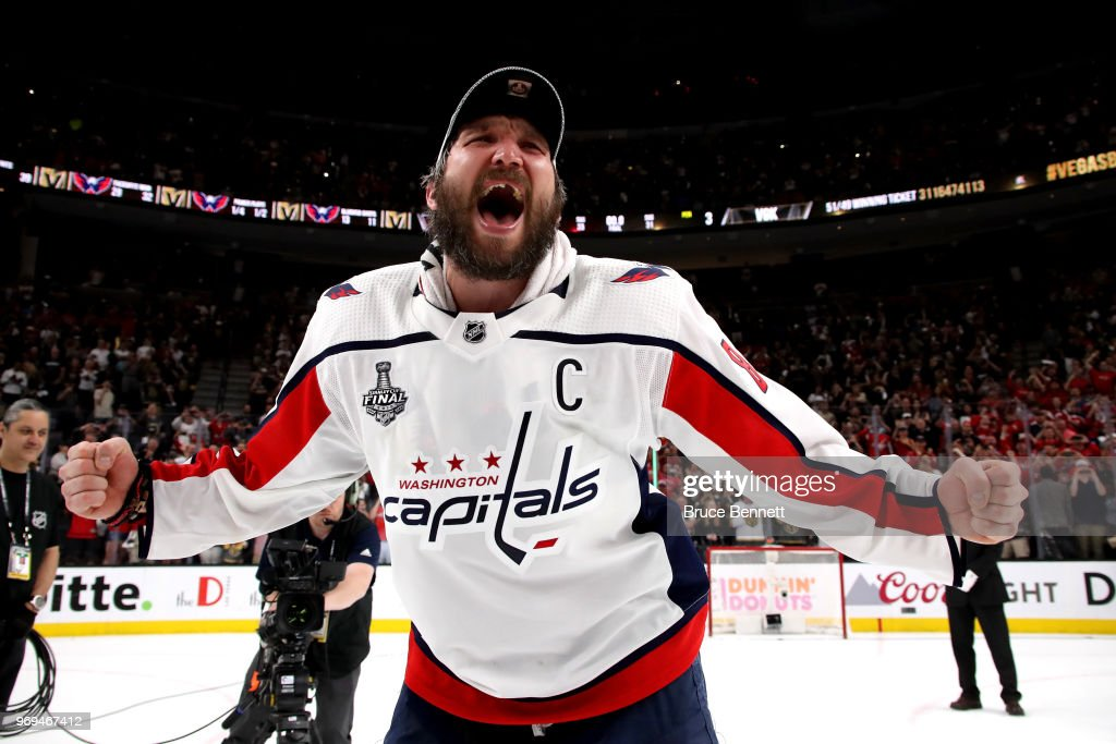 2018 NHL Stanley Cup Final - Game Five : ニュース写真