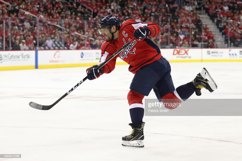 Florida Panthers v Washington Capitals : News Photo