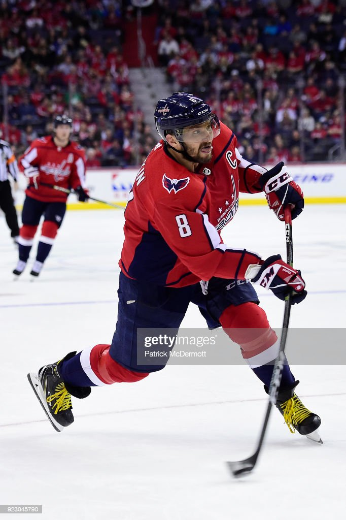 Tampa Bay Lightning v Washington Capitals : News Photo