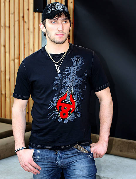 new style 22112 3f091 Alex Ovechkin Unveils Streetwear Clothing Line Photos and ...