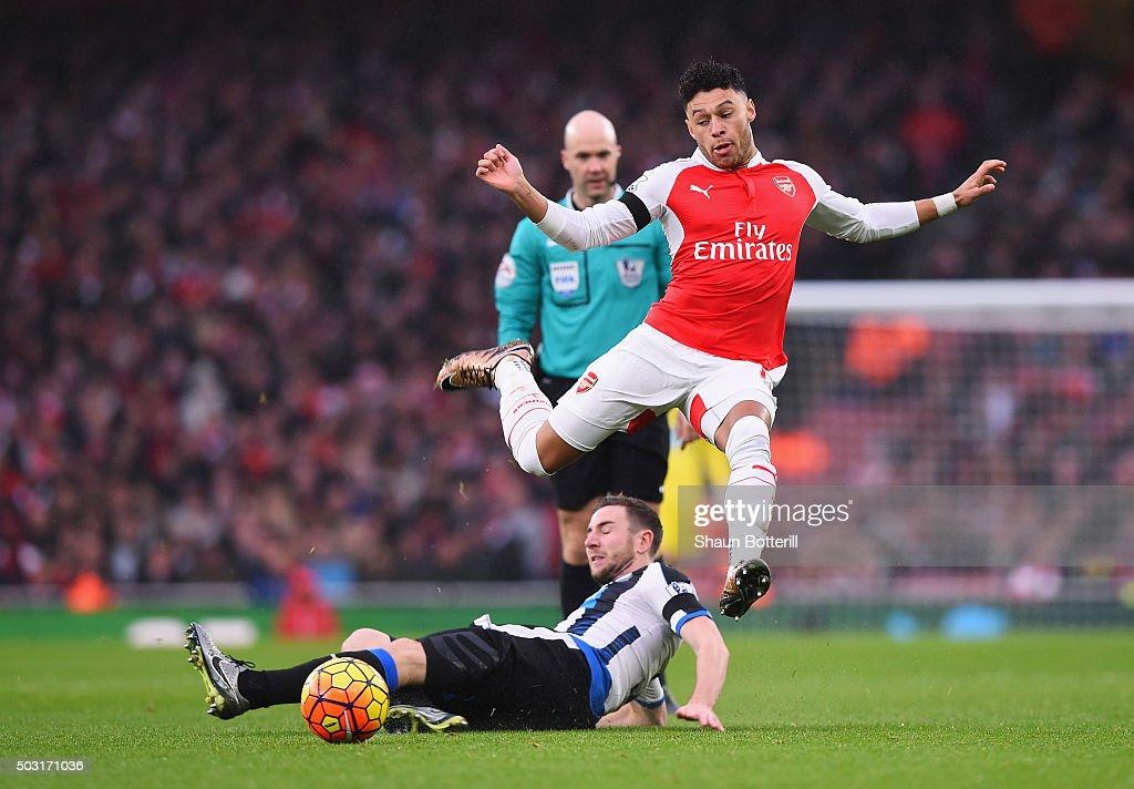 Arsenal v Newcastle United - Premier League : News Photo