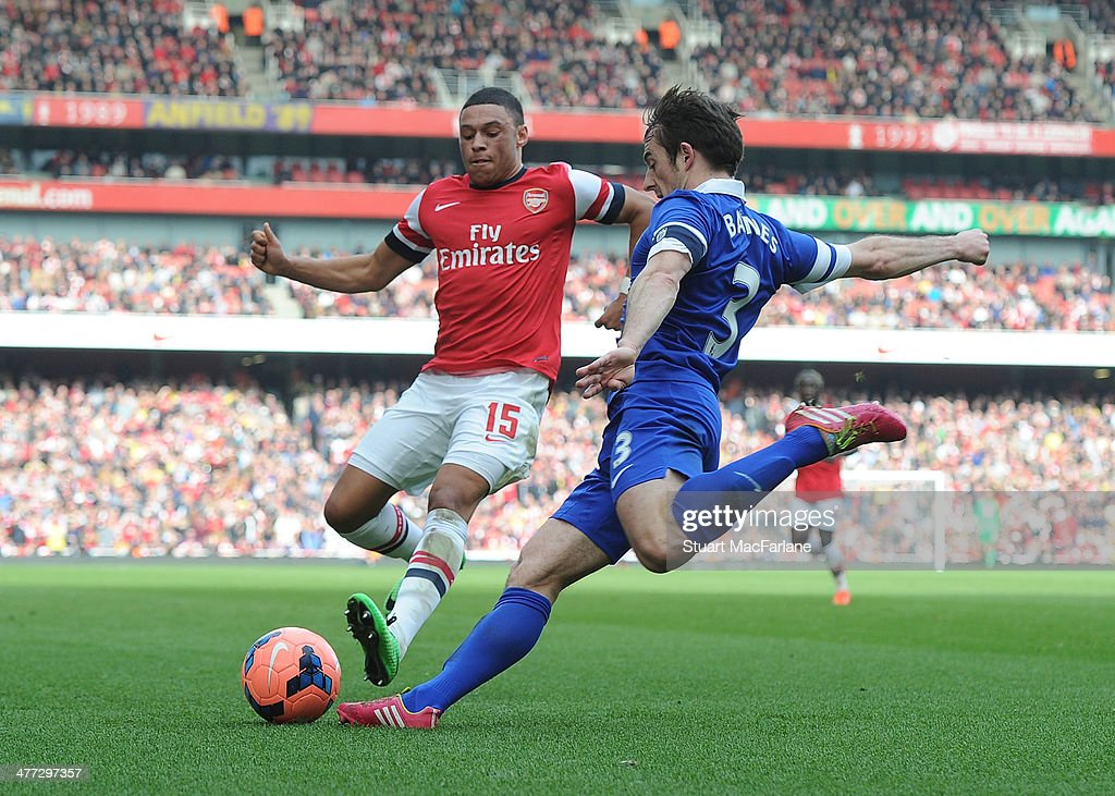 Arsenal v Everton - FA Cup Quarter-Final : News Photo