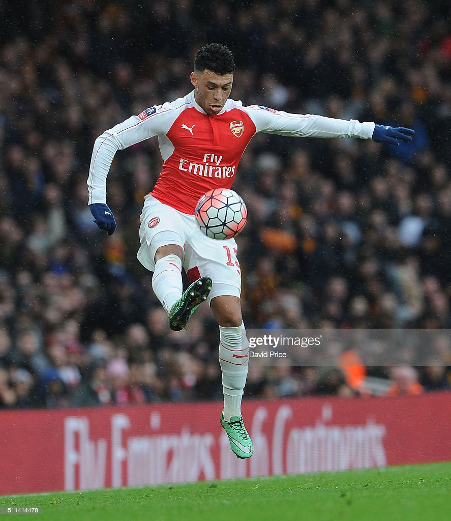 Arsenal v Hull City - The Emirates FA Cup Fifth Round : News Photo