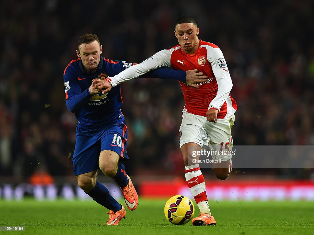Arsenal v Manchester United - Premier League : News Photo
