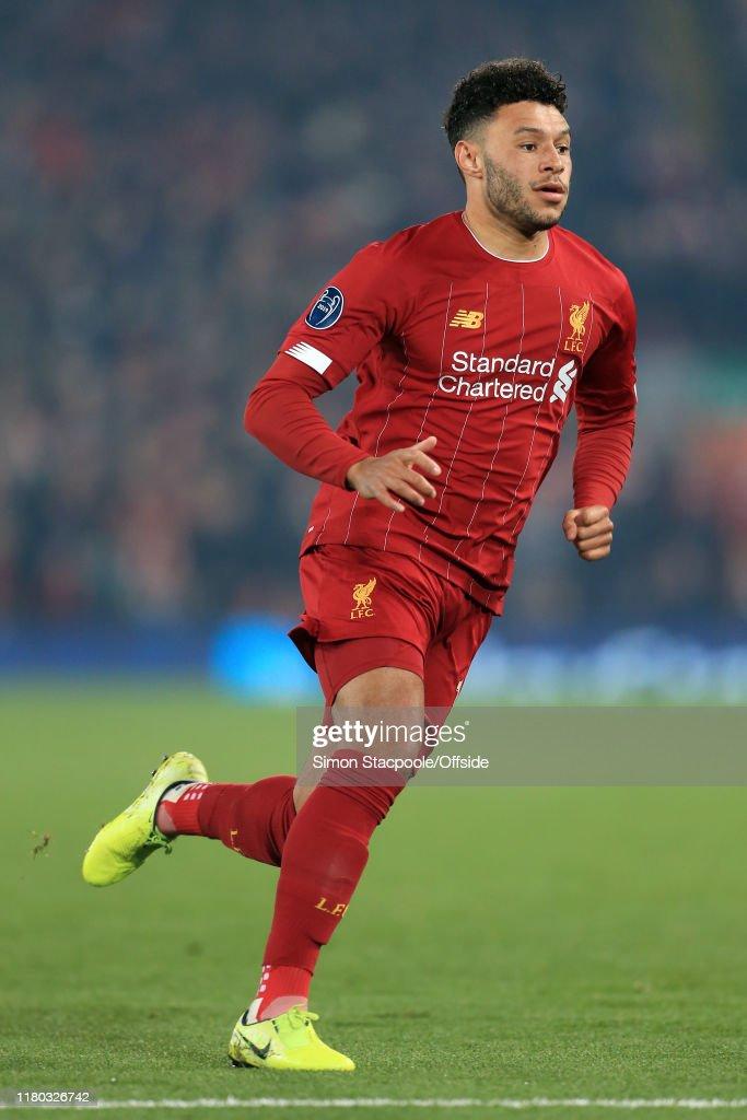 Liverpool FC v KRC Genk: Group E - UEFA Champions League : Nachrichtenfoto
