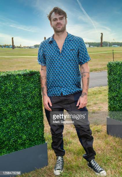 Alex Pall attends the Hamptons Magazine x The Chainsmokers VIP Dinner at The Barn at Nova's Ark on July 25, 2020 in Watermill, New York.