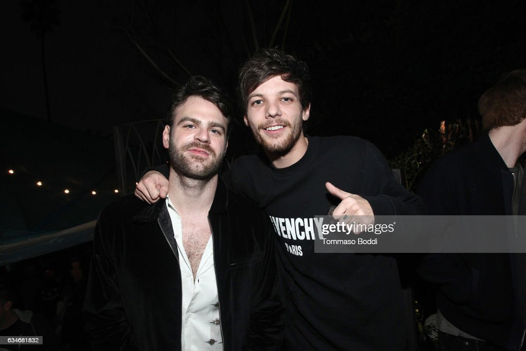The Chainsmokers Pre Grammy Turn Up at the Private Residence of Jonas Tahlin, CEO Absolut Elyx : News Photo