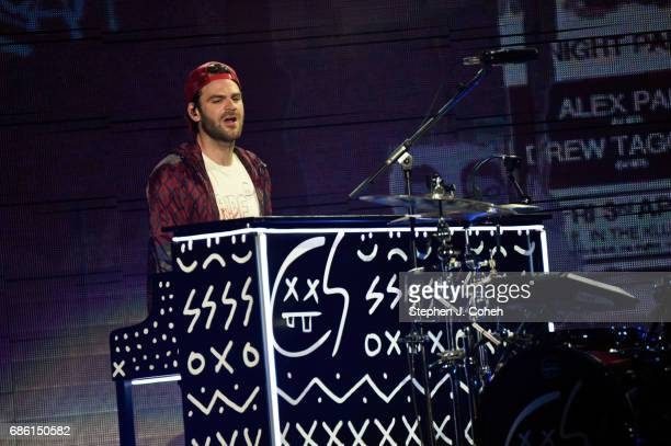 Alex Pall of The Chainsmokers performs at KFC YUM Center on May 20 2017 in Louisville Kentucky