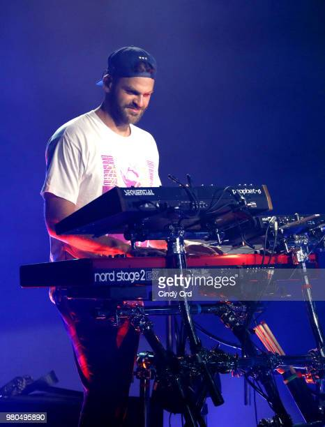 Alex Pall of The Chainsmokers performs live exclusively for American Airlines AAdvantage Mastercard cardmembers at The Fillmore Philadelphia on June...