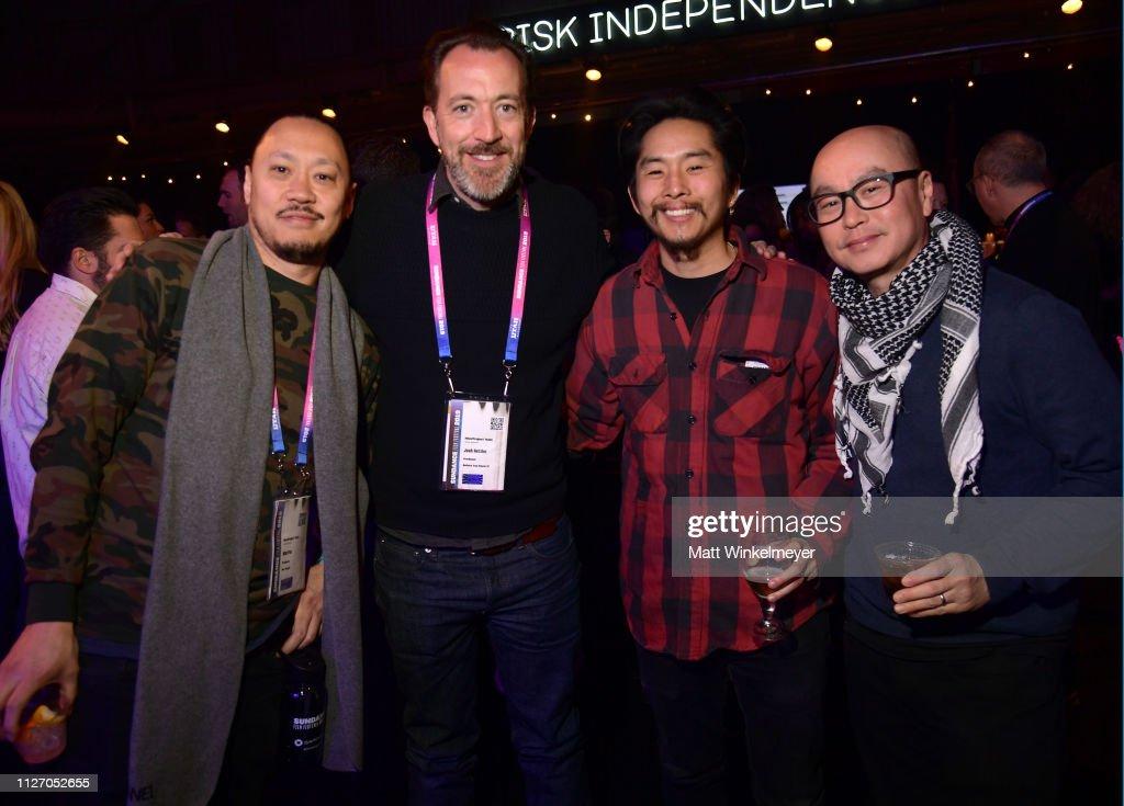 2019 Sundance Film Festival - Awards Night Party : News Photo