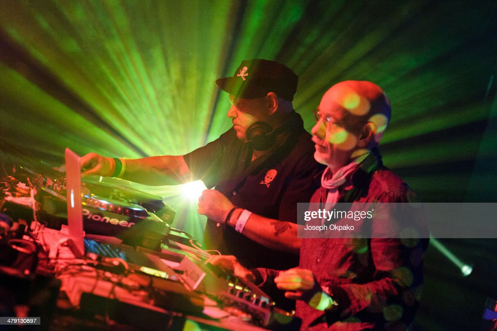 The Orb Perform At Electric Brixton In London : News Photo