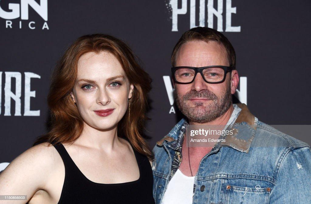 """CA: WGN America's """"Pure"""" Season 2 Premiere - Arrivals"""