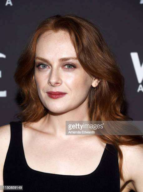 Alex PaxtonBeesley arrives at WGN America's Pure Season 2 Premiere on May 21 2019 in West Hollywood California