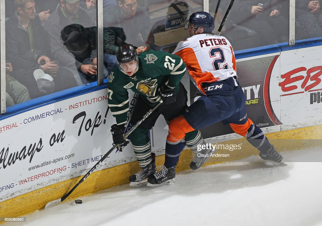 Flint Firebirds v London Knights