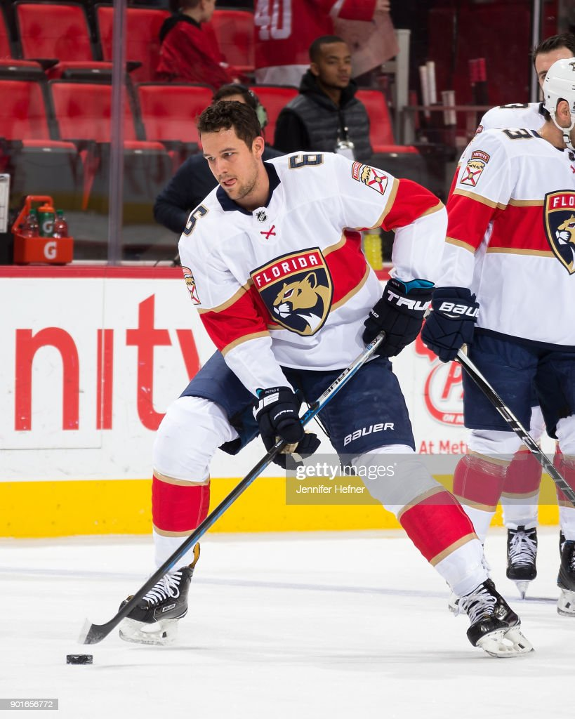 Florida Panthers v Detroit Red Wings : News Photo