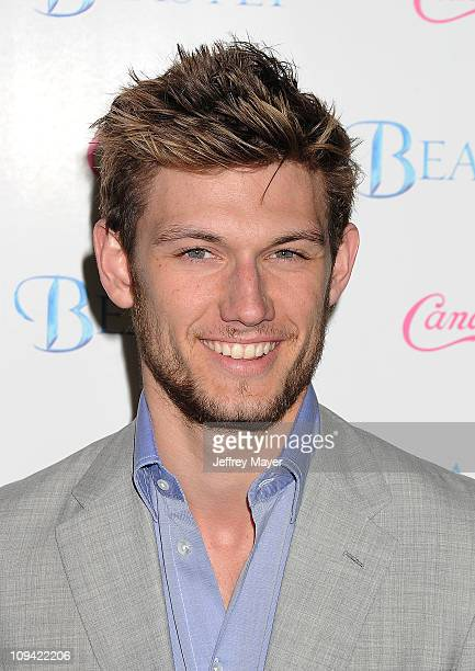 Alex Pettyfer arrives at the 'Beastly' Los Angeles Premiere at Pacific Theaters at The Grove on February 24 2011 in Los Angeles California