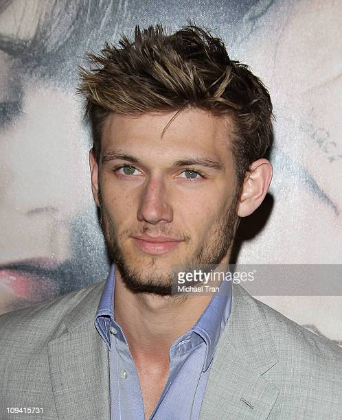 Alex Pettyfer arrives at the Los Angeles premiere of 'Beastly' held at Pacific Theaters at the Grove on February 24 2011 in Los Angeles California