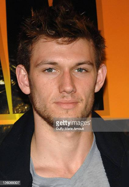Alex Pettyfer attends 'I Am Number Four' Fan Event at Hot Topic at Hot Topic on February 12 2011 in Hollywood California